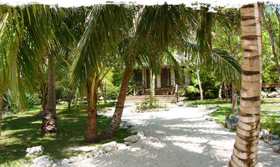 Tiamos Resort Lodge, South Andros