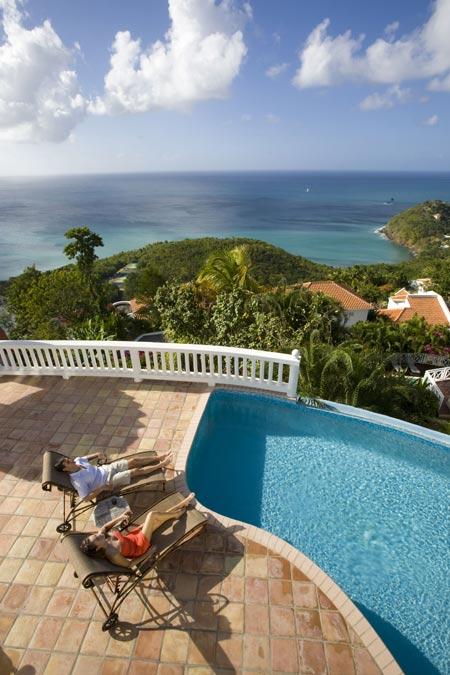 WindJammer Landing St. Lucia