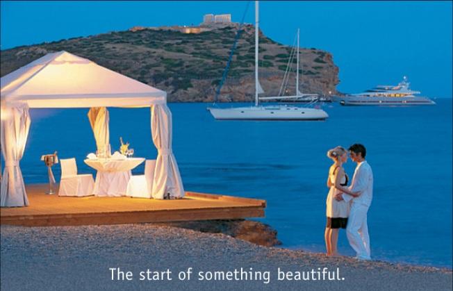 Santorini Perfect Wedding Isle!
