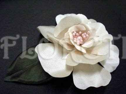 Elegant Silk Magnolia Flower Versatile Perfect For Destination Wedding