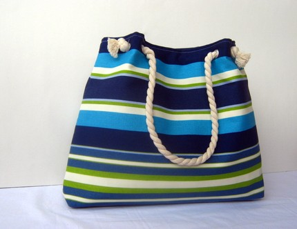 Nautically Inspired Bag