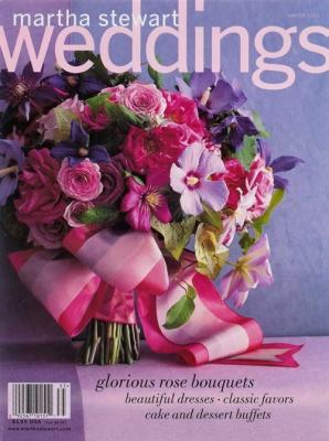 Martha Stewart Adds Her Special Flair To Destination Weddings