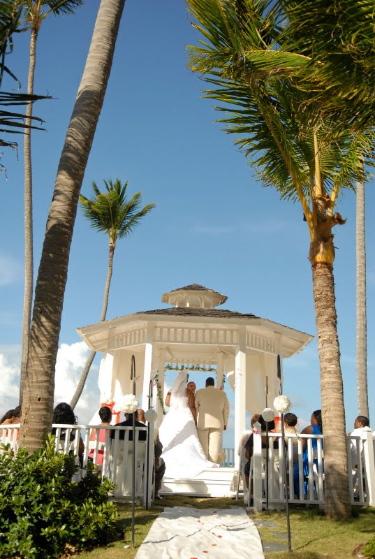 Wedding Gazebo Paradisus Punta Cana