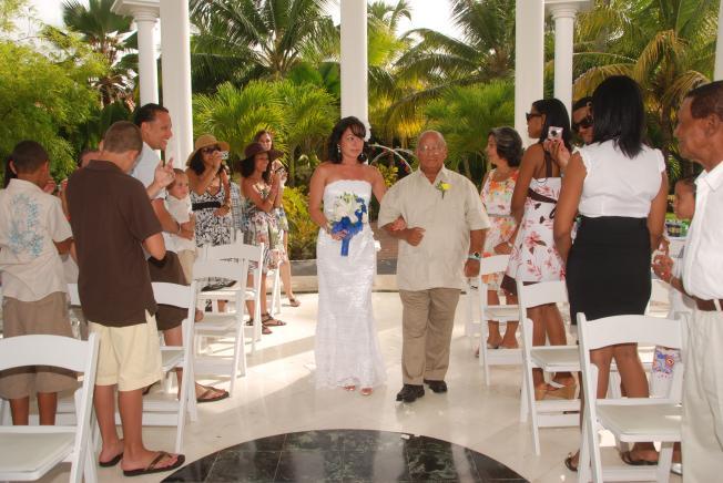 Beautiful Wedding Gazebo Meila Caribe
