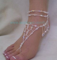 Barefoot Jewelry For Your Destinatoin Wedding