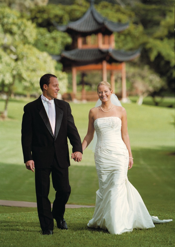 Destination Wedding Perfection Four Seaons Lanai