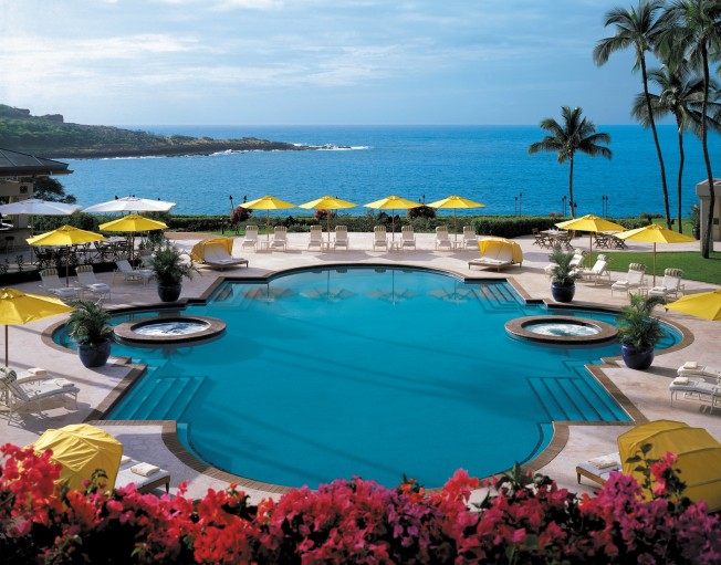 Pool Four Seasons Manale Bay Lanai