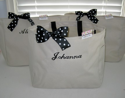 Personalized Resort Bag