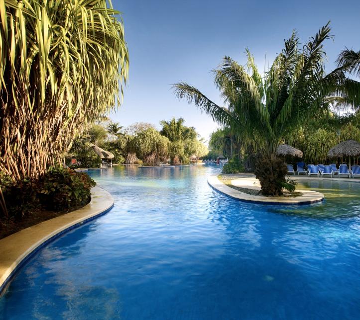 Pool Paradisus Playa Conchal