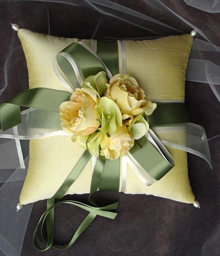 Yellow and Green Floral Bunch