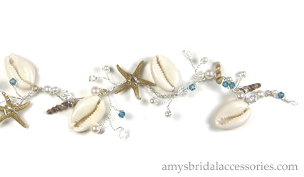Nymph Hair Vine By amysbridalaccessories.com