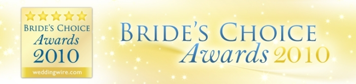 Destination Wedding Store Awarded Wedding Wire Brides Choice Award
