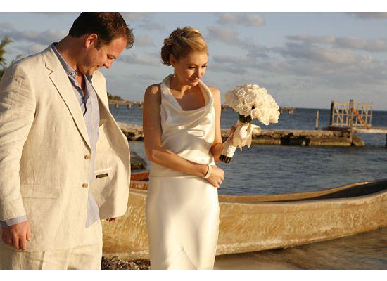 Isla Mujeres Easy Elegance For Destination Wedding