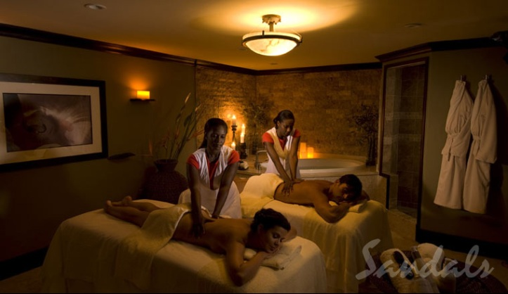 Couples Massage Sandals Negril