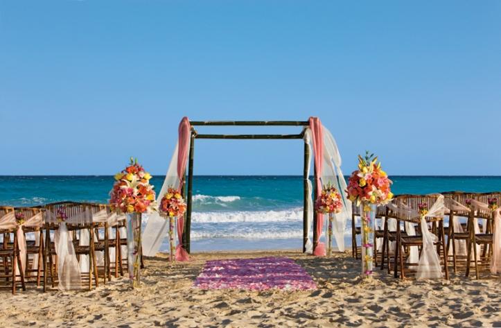 Now Resort Destination Wedding
