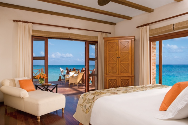 Royal Suite Bedroom Secrets Sanctuary Cap Cana