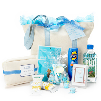 Beach Wedding Gift Bags For Guests : ... Guest Bags Perfect for Destination Weddings!! Destination Wedding