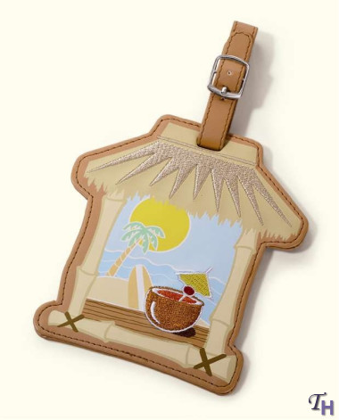 Luggage Tags Perfect for a Destination Wedding