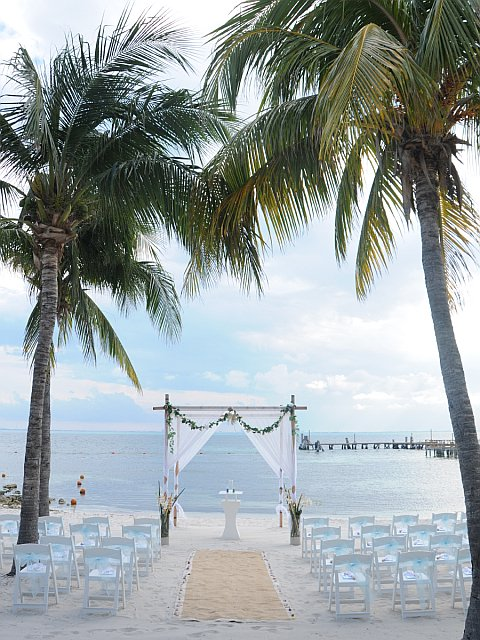Stunning Setting For Destination Wedding