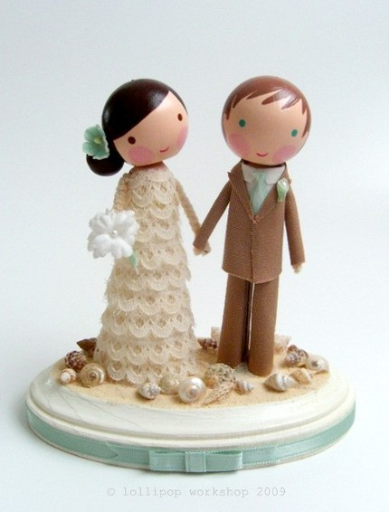 Cake Topper Custom Made to Look Like You