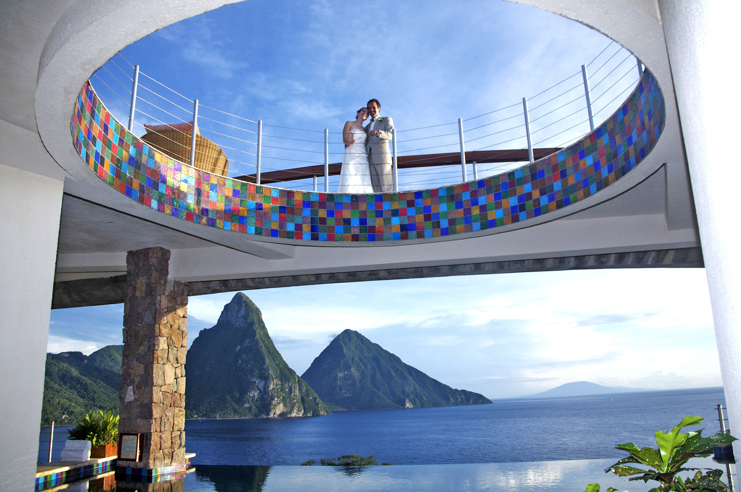Rooms: Anse Chastanet And Jade Mountain Perfect Resorts In St