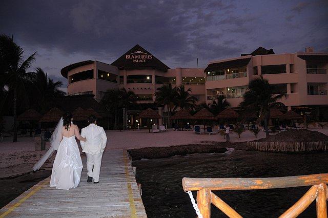 Wedding Perfection at Isla Mujeres Palace