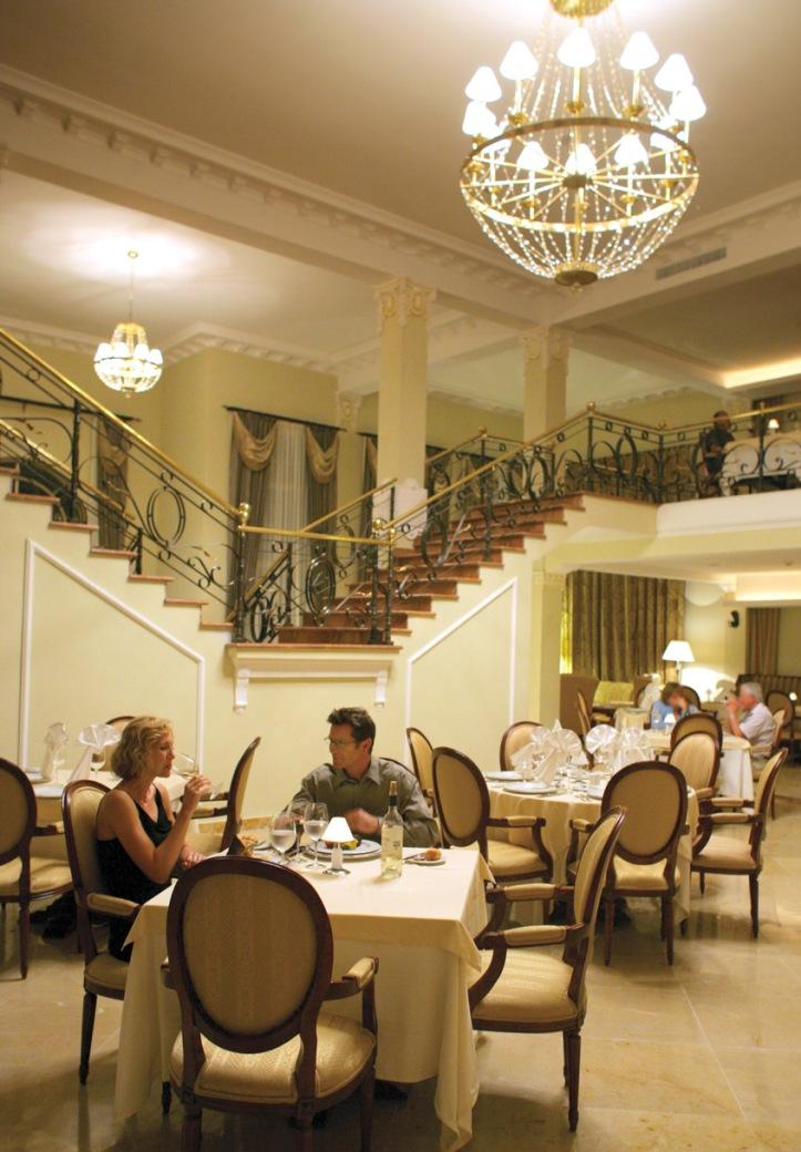 Elegant French Restaurant Great for Reception