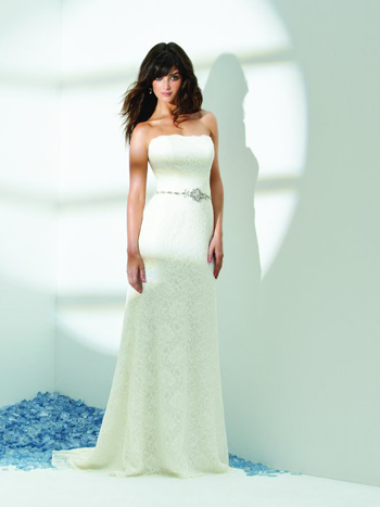 Dessy Gowns Perfect for Your Destination Wedding