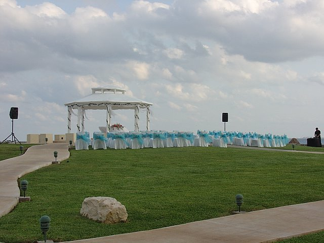 Wedding Gazebo Dreams Cancun
