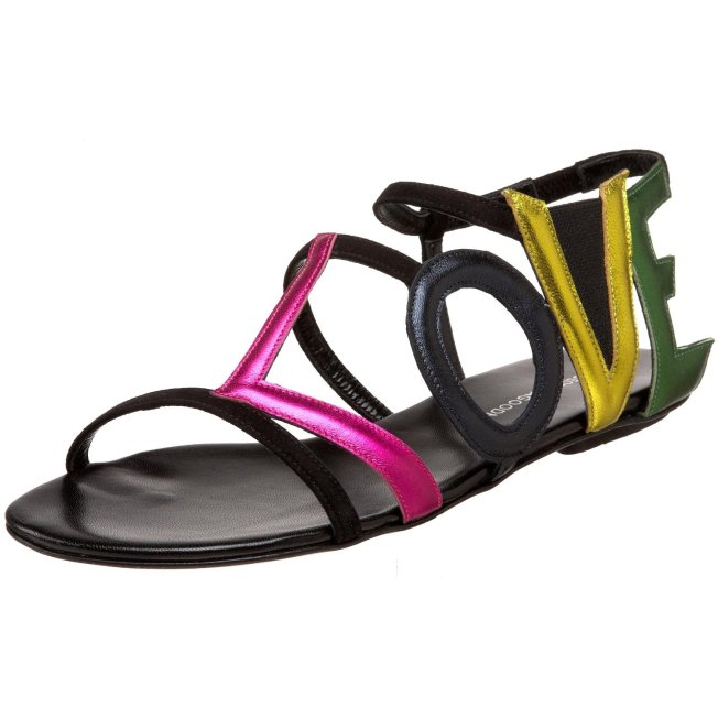 Elvis Sandal, Georgina Goodman