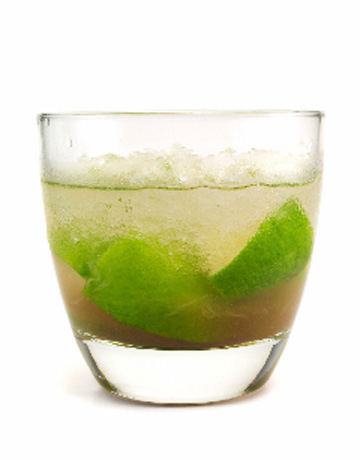 The Ginger Caipirissima