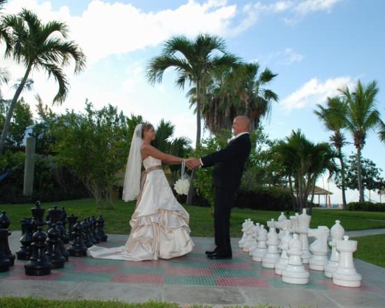 Proof Formal Wear Works for Destination Weddings