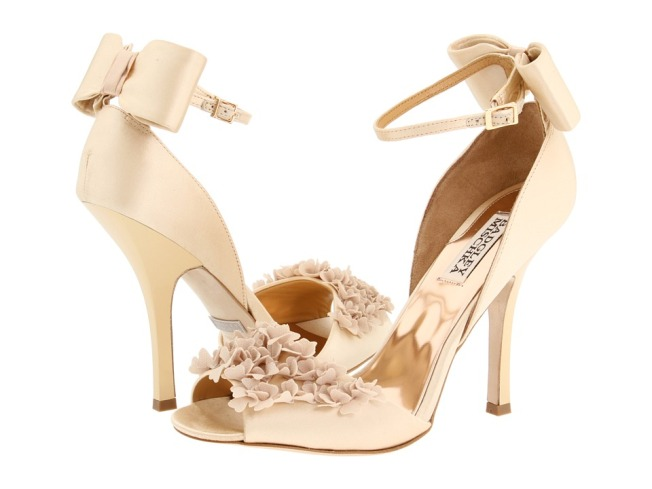 Badgley Mischka Lelah Rose