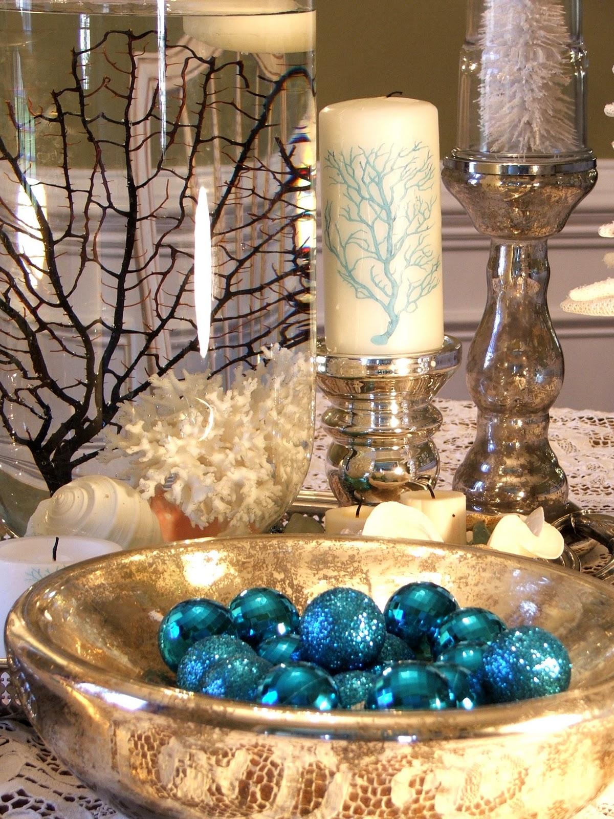 Coastal Decor For Christmas : December destination wedding store