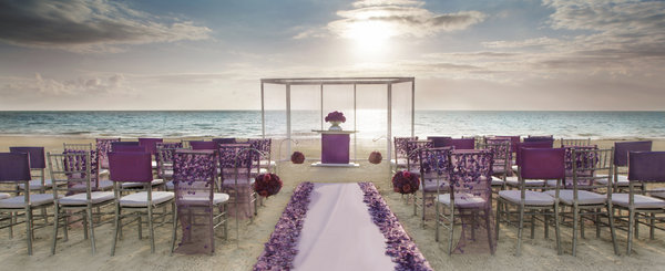 bringing his style and innovation to destination wedding design at palace resorts their partnership signals the first time all couples will have the