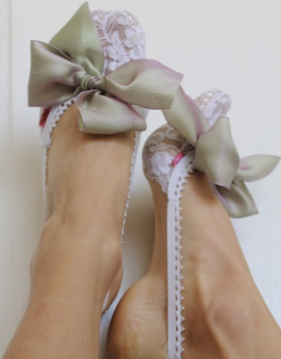 Destination Bridal Foot Lingerie