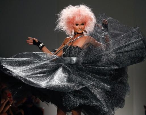 betsey-johnson-spring-2014-runway-show perfect for a Hard Rock Resort Destination Wedding