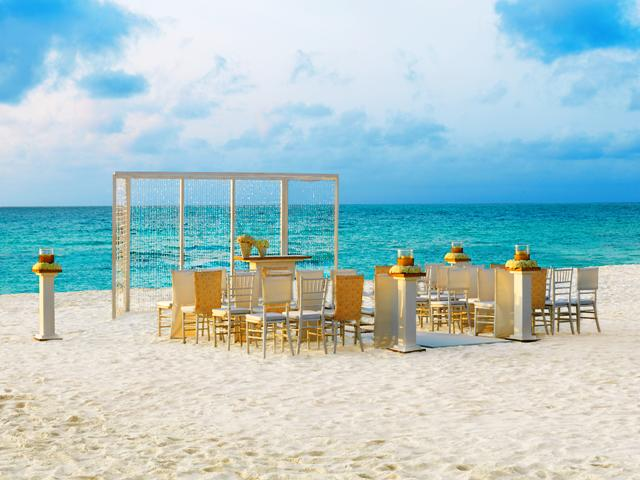 Pearl Shimmer Wedding Package Palace Resort Wedding Planner