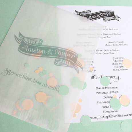Destination Wedding Programs