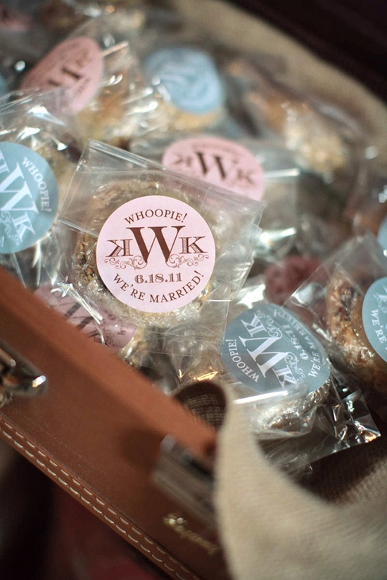 Whoppie Pie Inspiration for Destination Weddings