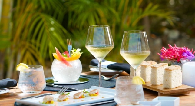 Culinary Experience Beach House Turks and Caicos