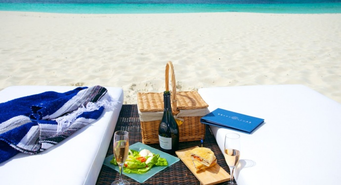 Picnic Beach House Turks and Caicos