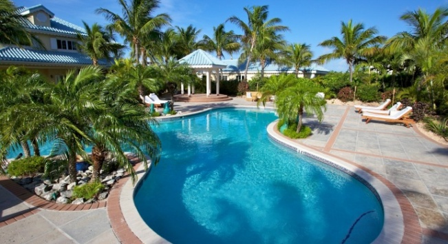 Resort take over bespoke wedding planning for your resort takeover at the Beach House Turks and Caicos