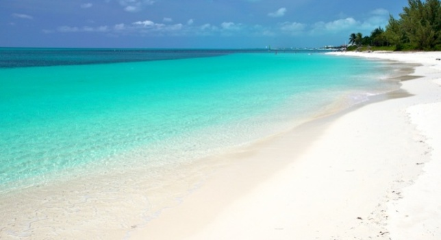 Wedding Perfection Grace Bay Beach Turks and Caicos