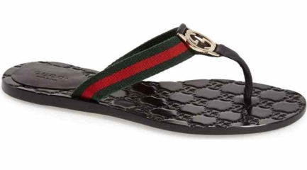 GG Logo Gucci Sandal for Women